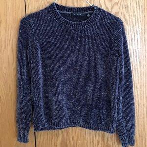 Gray Soft Sweater